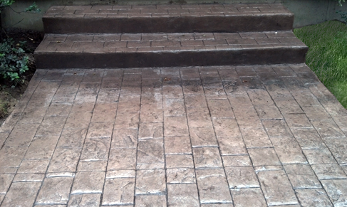 Your Local Experts For Stamped Concrete And Excavation